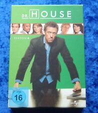 Dr. House Die komplette Staffel 4, DVD Box Season im Schuber