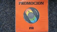 Rocking Son of Dschinghis Khan/ Moscow 7'' Single SPAIN PROMO SUNG IN ENGLISH