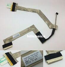 LCD Screen Cable For HP Pavilion DV2000 DV2200 Compaq V3000 Laptop 50.4S413.001