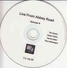 NERINA PALLOT SHAWN COLVIN THE ZUTONS Live From Abbey Road Episode 9 promo DVD