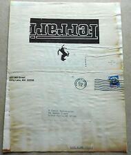 Ferrari Club of America USA 1988 Invitation Annual Meet book brochure depliant