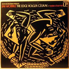 Jah Wobble / The Edge / Holger Czukay: Snake Charmer PIL CAN U2 mini LP