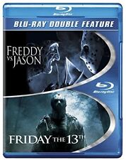 Freddy Vs Jason / Friday The 13th (2009) Blu-ray