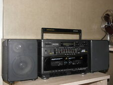 vintage radio grundig party center 2600 rare tuner hifi Collector Radio works