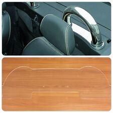 Überrollbügel Roadsterbügel Mercedes SLK R170 Inkl. Acryl Windschott