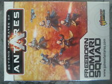 BEYOND THE GATES OF ANTARES FREEBORN DOMARI SQUAD - NEW & SEALED
