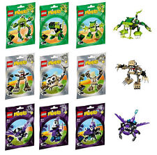 LEGO MIXELS SERIES 3 COMPLETE SET NEW