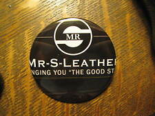 Mister Mr. S Leather San Francisco California Bondage Fetish Lapel Button Pin