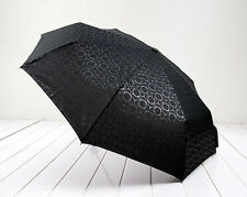 High Quality Men's Umbrella Parasol black Dome Sun/Rain Umbrella hot sale