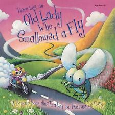 There Was an Old Lady Who Swallowed a Fly (Pop-Up Storybooks)
