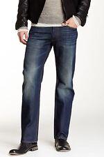 NWT Diesel Men's Viker Regular Straight Leg Jeans $198 Dark Blue 30 X 32