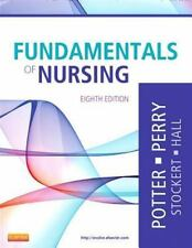 *PDF* Fundamentals of Nursing by Patricia A. Potter, 8th Edition- Emailed File!