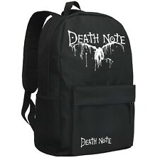 Death Note L Outdoor Men WOMEN's Backpack Rucksack School Satchel Hiking Bag