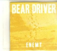 (DS86) Bear Driver, Enemy - 2012 DJ CD