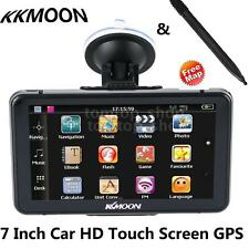 7'' HD Car GPS Navigation Locater Navi 4GB Touch Screen US Canada Map&Pen S03P