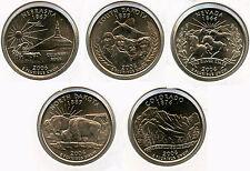 2006-D State Quarters Coin Set - Denver Mint - ST25C KZ624