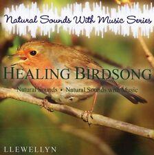 HEALING BIRDSONG - NATURAL SOUNDS  LLEWELLYN CD