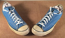 Size 16 Converse Chuck Taylor BLACK LABEL Mens Sneakers Shoes Blue USA