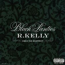 Black Panties [Deluxe Edition] [PA] by R. Kelly (CD, Dec-2013, RCA)