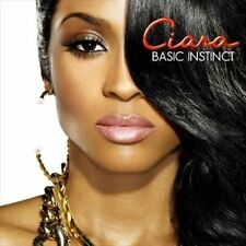 CIARA Basic Instinct (CD 2010) NEW SEALED 11 Songs Made in Canada