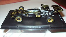 1/43ième - LOTUS 72D FORD - 1972