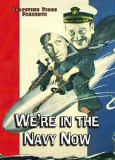 We'Re In The Navy Now (2016, DVD NEUF)