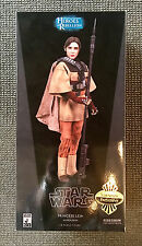 STAR WARS PRINCESS LEIA as BOUSHH SIDESHOW EXCLUSIVE1:6 Scale Figure NIB