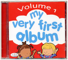 My Very First Album CD Vol 1. 30 kids songs, childrens, nursery rhymes, *NEW*