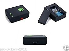 (x2) NEW Quad Band GSM Spy Bug Listening Eavesdropping Devices w/ Call Back SOS