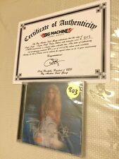 Taylor Swift Deluxe Ltd. Ed. CD DVD Sealed New Lenticular Hologram with C.O.A.!