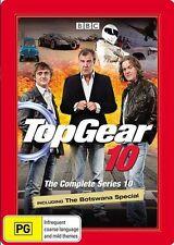 Top Gear : Series 10 (DVD, 2009, 3-Disc Set)
