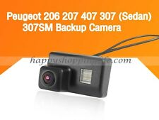 Car Rear View Camera for Peugeot 206 207 407 307 307SM - Back Up Reverse Camera