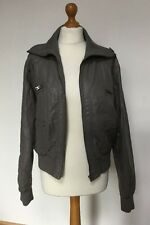 Select Size 16 Leather Look Jacket