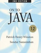 On to Java 1.2 (2nd Edition)
