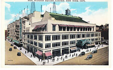 NEW MADISON SQUARE GARDEN, BUILT 1926, REMEMBER NEDICKS?, 8TH AVE & 49TH ST. NYC
