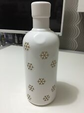 Absolut Vodka Snowflake Mexican Version 750ml ... very rare