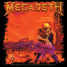 Megadeth - 'Peace Sells' Album Cover - Sticker