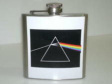 Pink Floyd Dark Side Of The Moon Hip Flask 6oz Rock Band Music