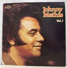 "33 tours JOHNNY MATHIS Disque LP 12"" Volume N°1 BYE BLACKBIRD - VERSAILLES 34117"
