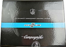 NEW 2016 Campagnolo CHORUS 11 Ultra-Shift Ergopower Shifter/Brake & Cable Set