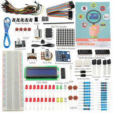 Sunfounder New Lab Project Super V2 Starter Kit for Arduino UNO R3 2560 Nano