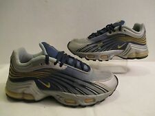 VINTAGE 2000 NIKE AIR MAX TN PLUS 97 METALLIC SILVER BLUE 605143-432 WOMENS 7 OG