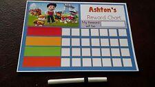 Paw Patrol - Personalised Reward Chart - Potty Training/ Behaviour/ Bedtime EYFS