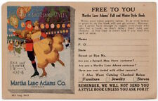 AD PC Martha Lane Adams Company Clothing/Jewelry in Chicago, Illinois~107764