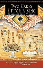 Two Cakes Fit for a King: Folktales from Vietnam (A Latitude 20 Book)-ExLibrary