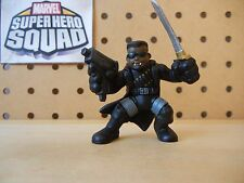 Marvel Super Hero Squad RARE BLADE the Vampire Hunter from Wave 9
