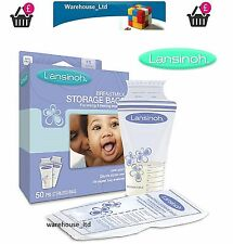 Lansinoh 50 Breastmilk Storage Bags