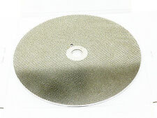 NEW DENTAL LAB MODEL TRIMMER DIAMOND ABRASIVE GRINDING DISC CUTTING WHEEL 12""