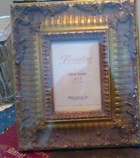 MCS Florentine Gold Baroque Solid Wood Photo Frame 5x7