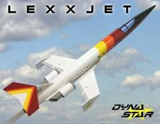 Dynastar Flying Model Rocket Kit LexxJet  5037
